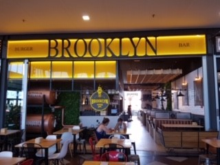 Brooklyn Burger Bar la cañada shopping marbella